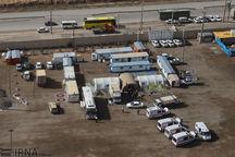چهارهزار و ۶۰۰ دستگاه اتوبوس زائران اربعین را در خوزستان جا به جا میکنند