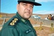 مامور پلیس باخرزی در حین انجام وظیفه به شهادت رسید