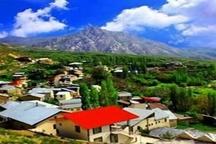 دو روستا در البرز به عنوان پایلوت هدف گردشگری انتخاب شد
