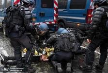 5 هفته اعتراض در فرانسه: 8 کشته، 7000 زخمی و بازداشتی
