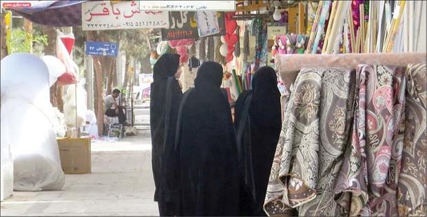 مدپوششی بانوان استان