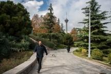 کیفیت هوای تهران با شاخص 68 سالم است