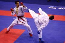 ۲ کاراتهکا کرمانشاهی در لیگ جهانی کاراته به میدان میروند