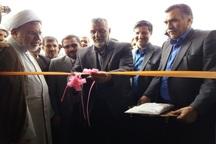 طرح آبیاری تحت فشار اسلام آباد قاینات افتتاح شد