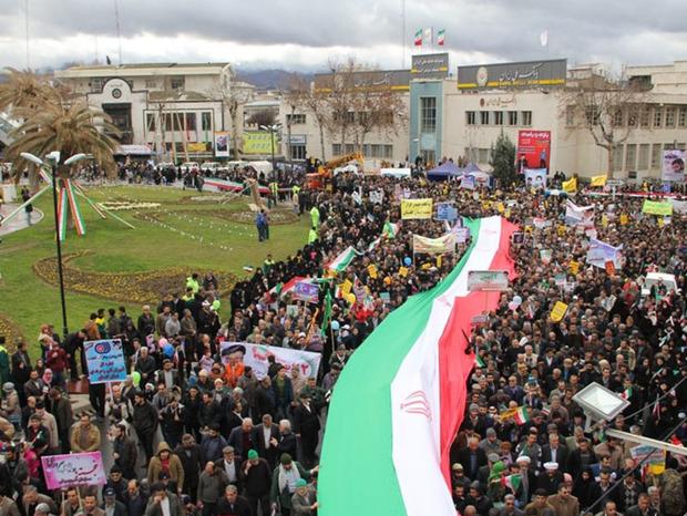 حضور پرشکوه در راهپیمایی 22 بهمن دشمنان را ناامید می کند