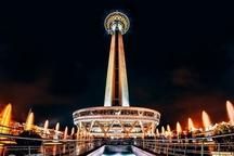 برج میلاد همزمان با روز جهانی هموفیلی قرمز می شود