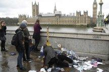 دستگیری ۷ مظنون در ارتباط با حمله تروریستی لندن