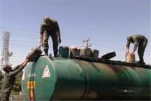 31 هزار لیتر نفت سفید قاچاق در یزد کشف شد