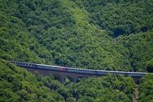 راه آهن شمال دو خطه می شود
