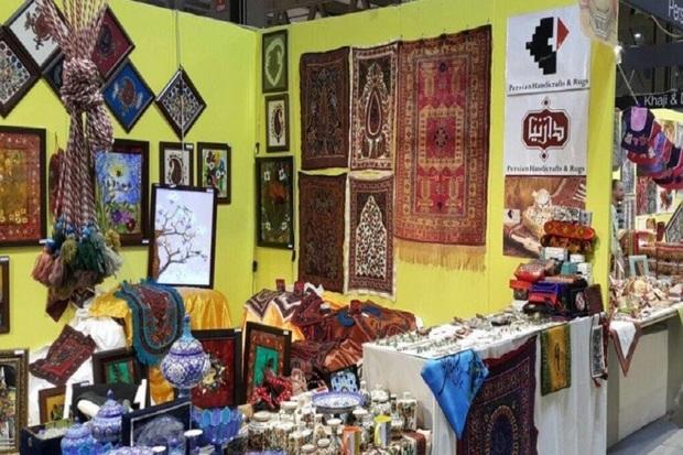 نمایشگاه دستاوردهای زنان سرزمین من در قزوین برگزار می شود