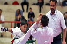 پایان مسابقات کاراته جام رمضان نونهالان پسر در قزوین بیست و سوم اردیبهشت ماه سال جاری آغاز مسابقات کاراته کا دختر