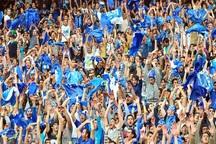 10 درصد ظرفیت ورزشگاه جم سهم هواداران استقلال تهران است
