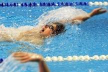 چاوشی فر  از اصفهان برای اعزام به مسابقات شنای کشورهای اسلامی انتخاب شد