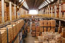 ارزش کالاهای کشف شده احتکاری زنجان 24 میلیارد ریال است