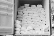 10 تن آرد قاچاق در مراغه توقیف شد