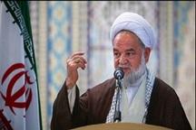 امام جمعه بجنورد مواضع رئیس جمهوری را در اروپا ستود