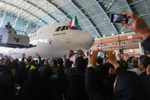دو فروند ایرباس جدید در ماه آینده به ناو هواپیمایی کشور افزوده می شود