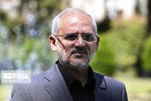 وزیر جدید آموزش و پرورش به مشهد سفر کرد