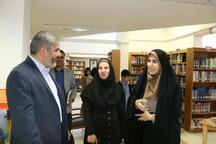 طرح ملی کتابخانه گردی در کردستان برگزار شد