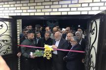 2 سالن ورزشی در آبسرد شهرستان دماوند به بهره برداری رسید