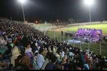 جشن پیروزی انتخاب دکتر روحانی در بندرعباس برگزار شد