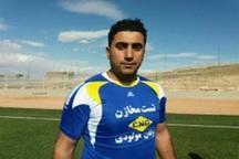 ایست قلبی باعث مرگ فوتبالیست بوکانی شد