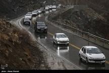 اعمال محدودیتهای ترافیکی در محورهای مواصلاتی مازندران