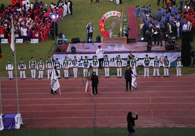 479 مدال در المپیاد ورزشی گلستان توزیع شد