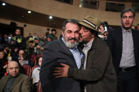 تصاویری از اختتامیه 36 جشنواره فیلم فجر