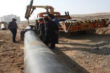 پیشرفت 35 درصدی انتقال پساب تصفیه خانه های فاضلاب آذربایجان غربی به دریاچه ارومیه