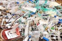 ماهانه 200 تن  زباله عادی و بیمارستانی در شهر زنجان جمع آوری می شود