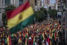 درگیری هواداران و مخالفان مورالس در شهرهای مختلف بولیوی