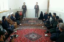 مشاور وزیر ارشاد: شهید عباس کوهی، درس آموز مکتب حسینی بود