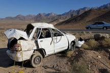تصادفات جادهای خراسان شمالی ۲۸ مجروح داشت