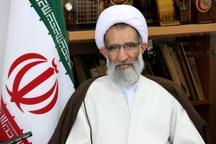 امام جمعه شهرکرد: تیرها آمریکا در برابر ایران به سنگ می خورد