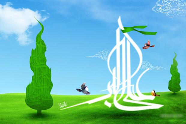 جشن های میلاد با سعادت حضرت علی اکبر(ع) در قزوین برگزار شد