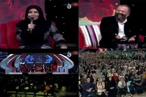 پرستو و علی صالحی: شوخی کردیم!