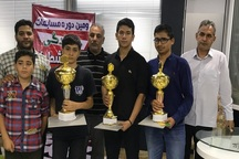 مسابقات شطرنج خانوادگی در ارومیه برگزار شد