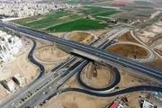 عملیات اجرایی تقاطع غیرهمسطح غدیر همدان آغاز شد