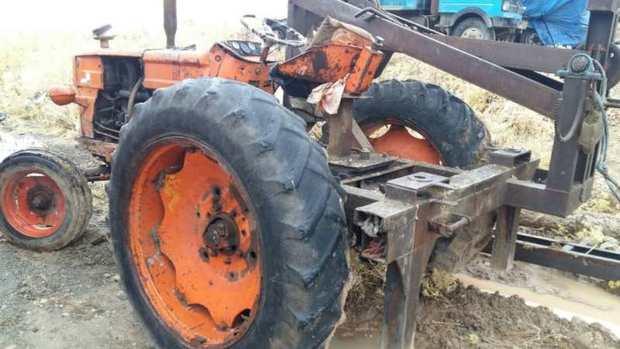 یک دستگاه حفاری غیرمجاز چاه در دیواندره توقیف شد