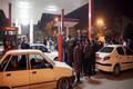 کمبود بنزین در بانه منجر به ایجاد صف در مقابل جایگاه ها شد