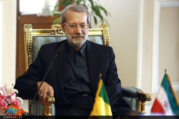 لاریجانی: ایران آماده تقویت و گسترش روابط در زمینه های مختلف با کشور چین است