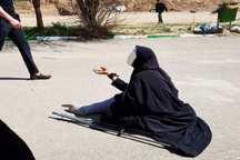176 متکدی در شهر مشهد جمع آوری شد