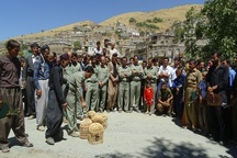 برنامه تلویزیونی (ریگا) سیمای مرکز کردستان آینه اقدامات محیط زیستی روستاییان شد