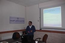 برگزاری کارگاه آموزشی «گردشگری و اکوتوریسم» در جهاددانشگاهی اردبیل