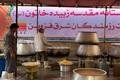 قزوین روزانه 10 هزار پرس غذا در مناطق سیل زده طبخ می کند