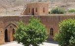 گردشگران در قلعه میرغلام دره شهر جشن نوروزگاه برگزار می کنند