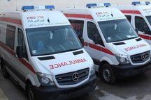 آمبولانس های سه پایگاه اورژانس شهرضا فرسوده است