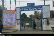 جمعی از مردم: تنها بیمارستان منطقه کتالم تعیین تکلیف شود