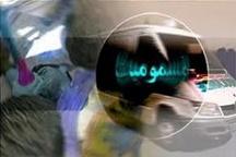 مسمومیت 105 میهمان یک عروسی در فومن   مصدومیت ۱۴ مسافر در سانحه واژگونی مینیبوس ذ